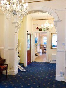 Hawthorn Court Hallway