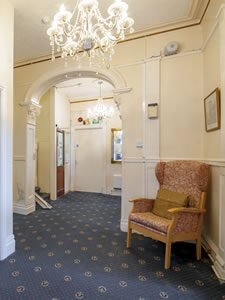 Hawthorn Court Care Home Swansea